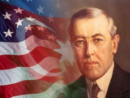woodrwo wilson in first person essay Woodrow wilsons 14 points essay president woodrow wilson served his country from 1913 to 1921 as president of the united states of america during world war 1 or the great war, america did not play a role.